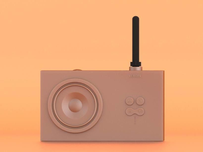 Lexon Thyko Radio 0