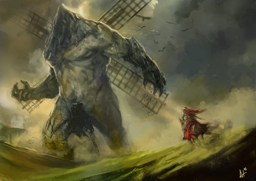La leyenda de La Mancha 0