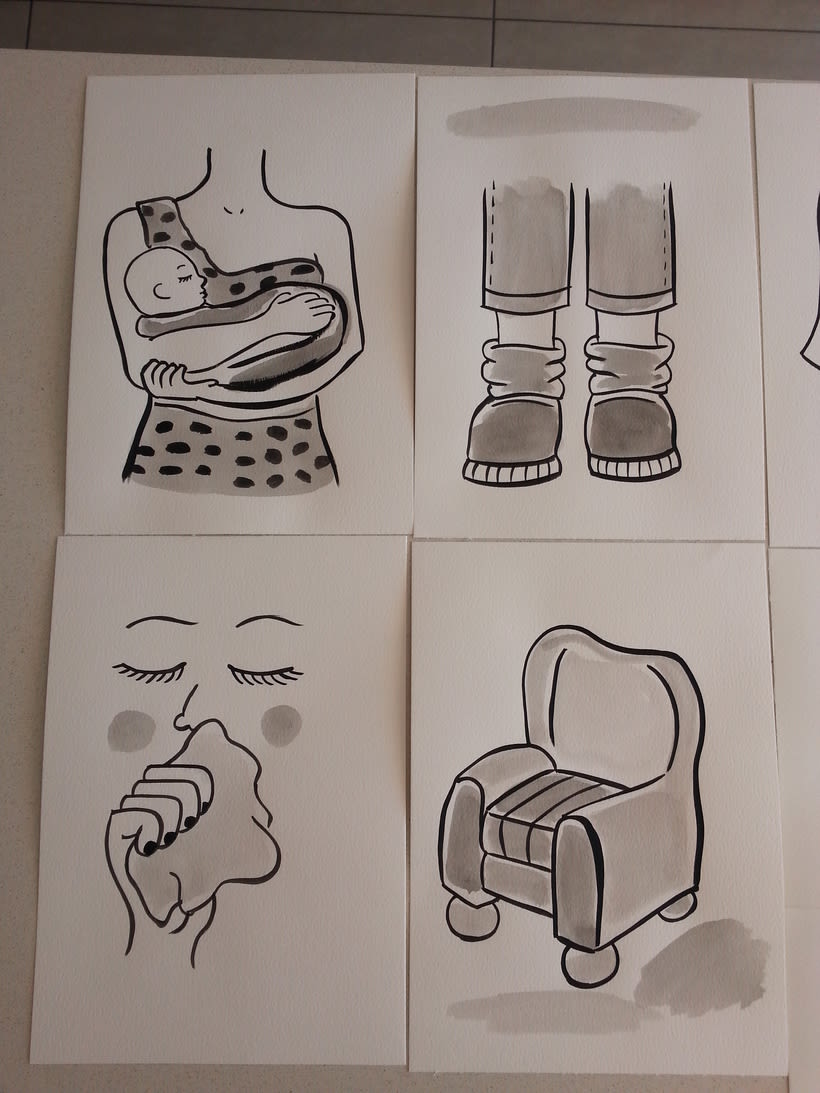 """Libro ilustrado: """"Lo que hay que oír cuando eres madre""""  5"""