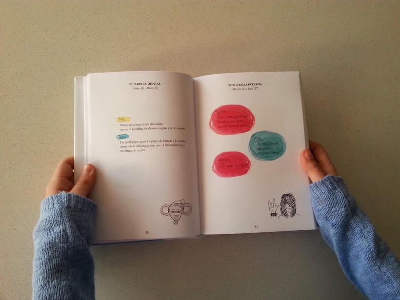 """Libro ilustrado: """"Lo que hay que oír cuando eres madre""""  6"""