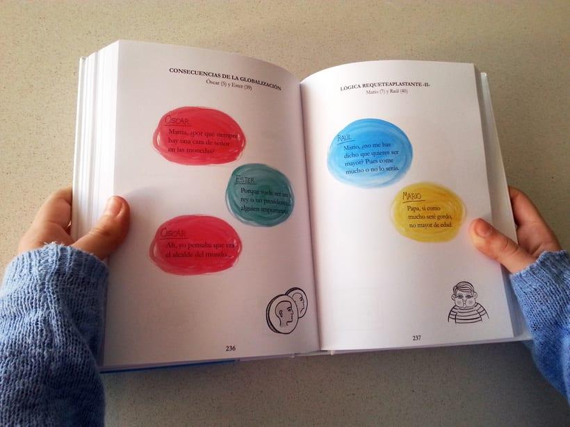 """Libro ilustrado: """"Lo que hay que oír cuando eres madre""""  7"""