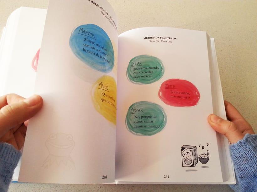 """Libro ilustrado: """"Lo que hay que oír cuando eres madre""""  8"""
