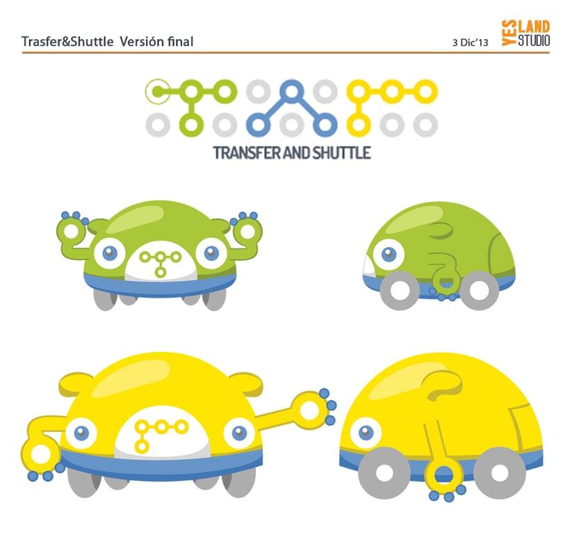 Transfer & Shuttle - mascotas 4