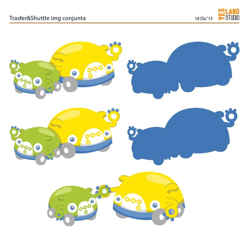 Transfer & Shuttle - mascotas 7