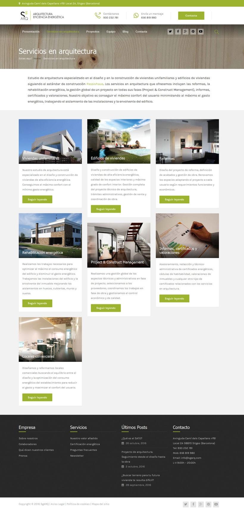 Sgarq | Website 4