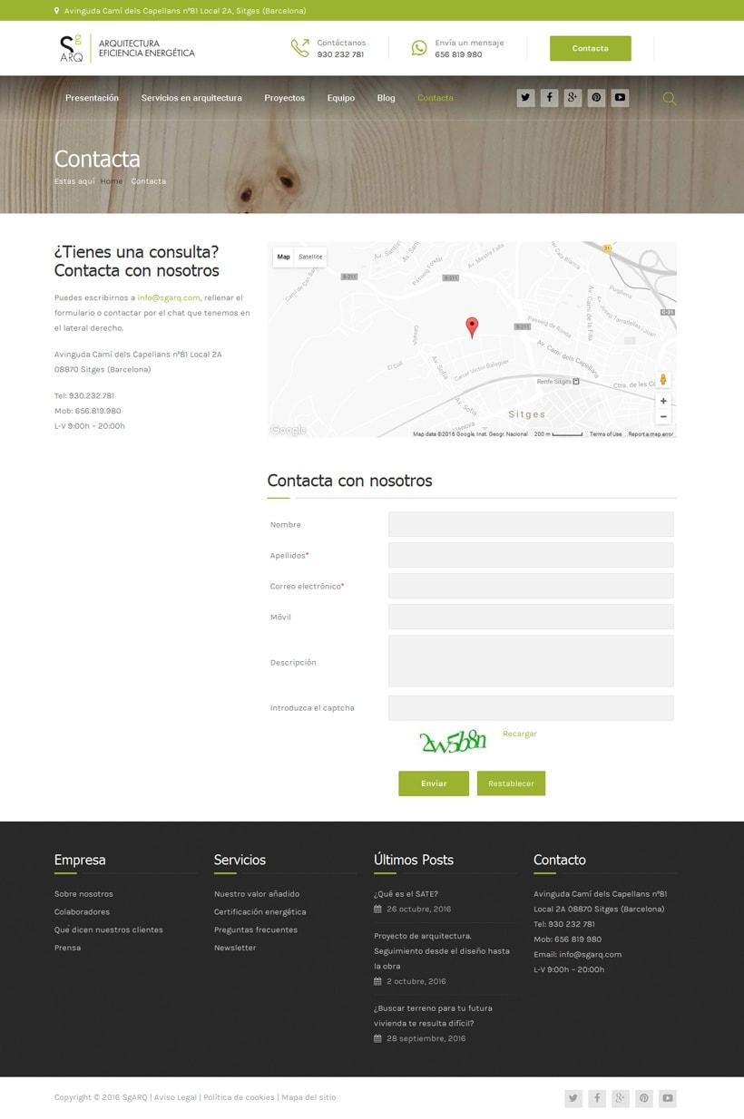 Sgarq | Website 6
