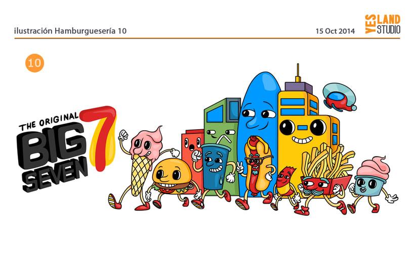 The original Big 7 7