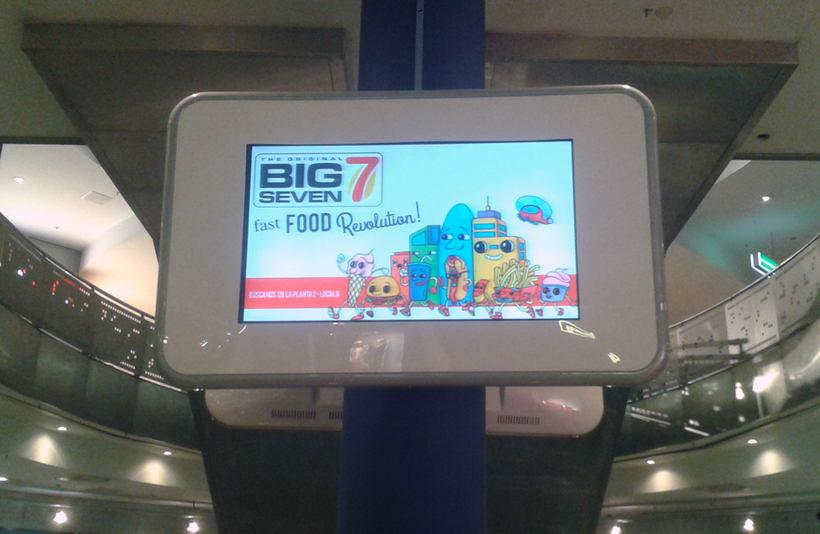 The original Big 7 13