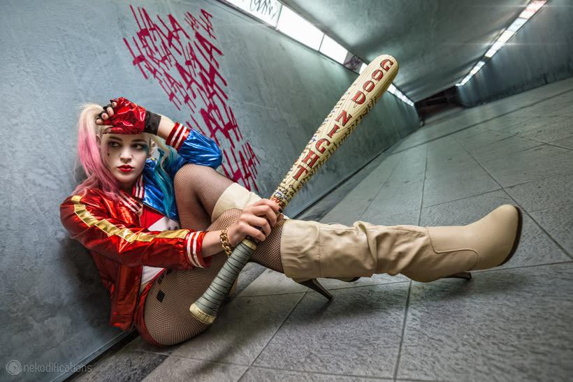 Harley Quinn (WIP) 1