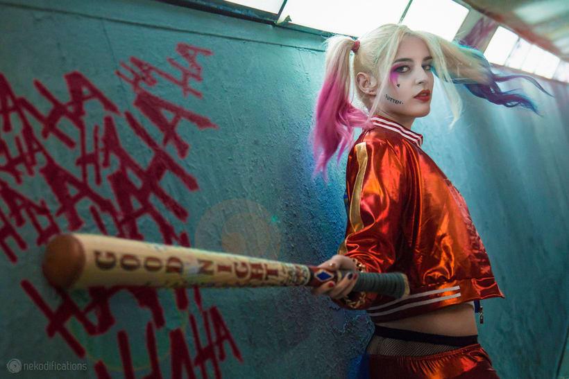 Harley Quinn (WIP) 3