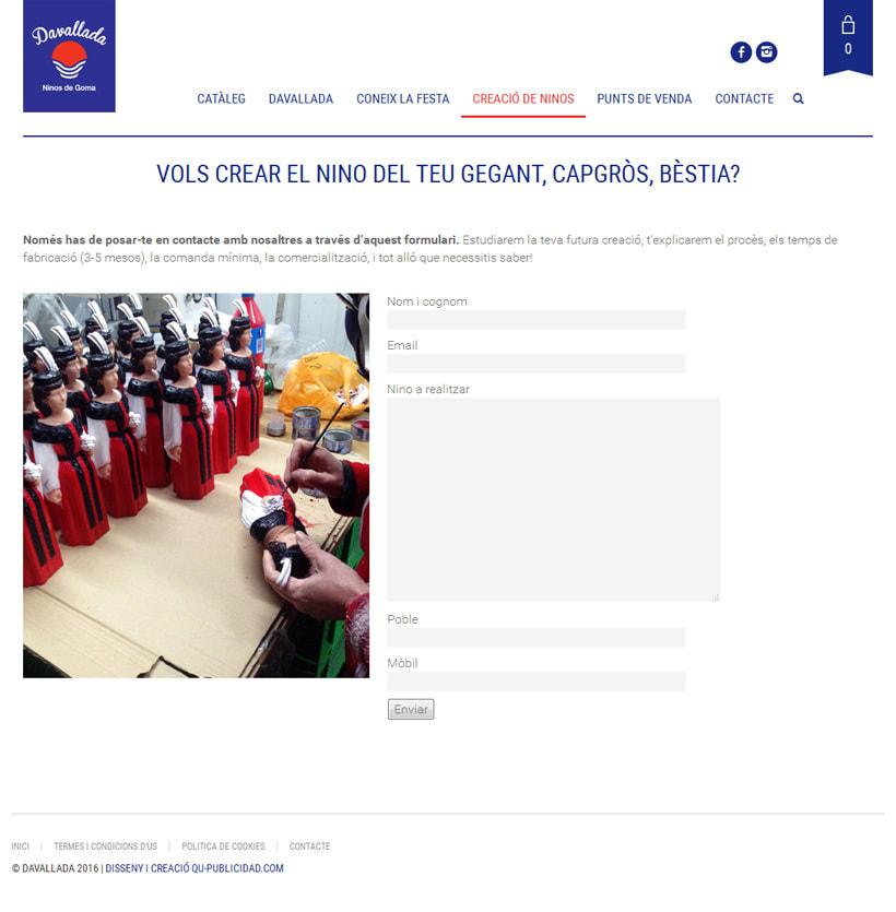 Davallada, ninots de Goma | Tienda online 6