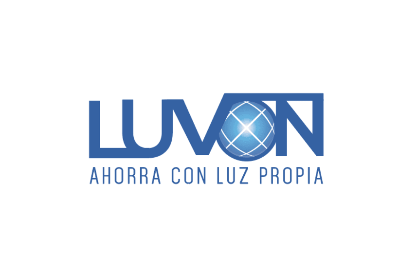 Logotipo- Luvón, compañía de energía 0