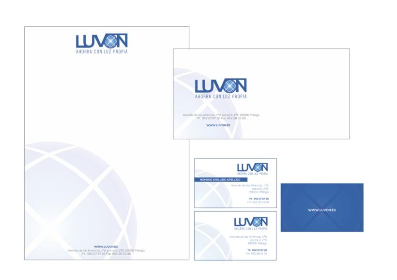 Papelería - Luvón, compañía de energia 4