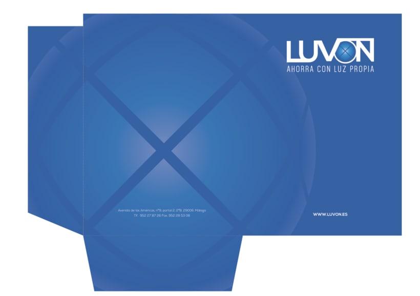 Papelería - Luvón, compañía de energia 5