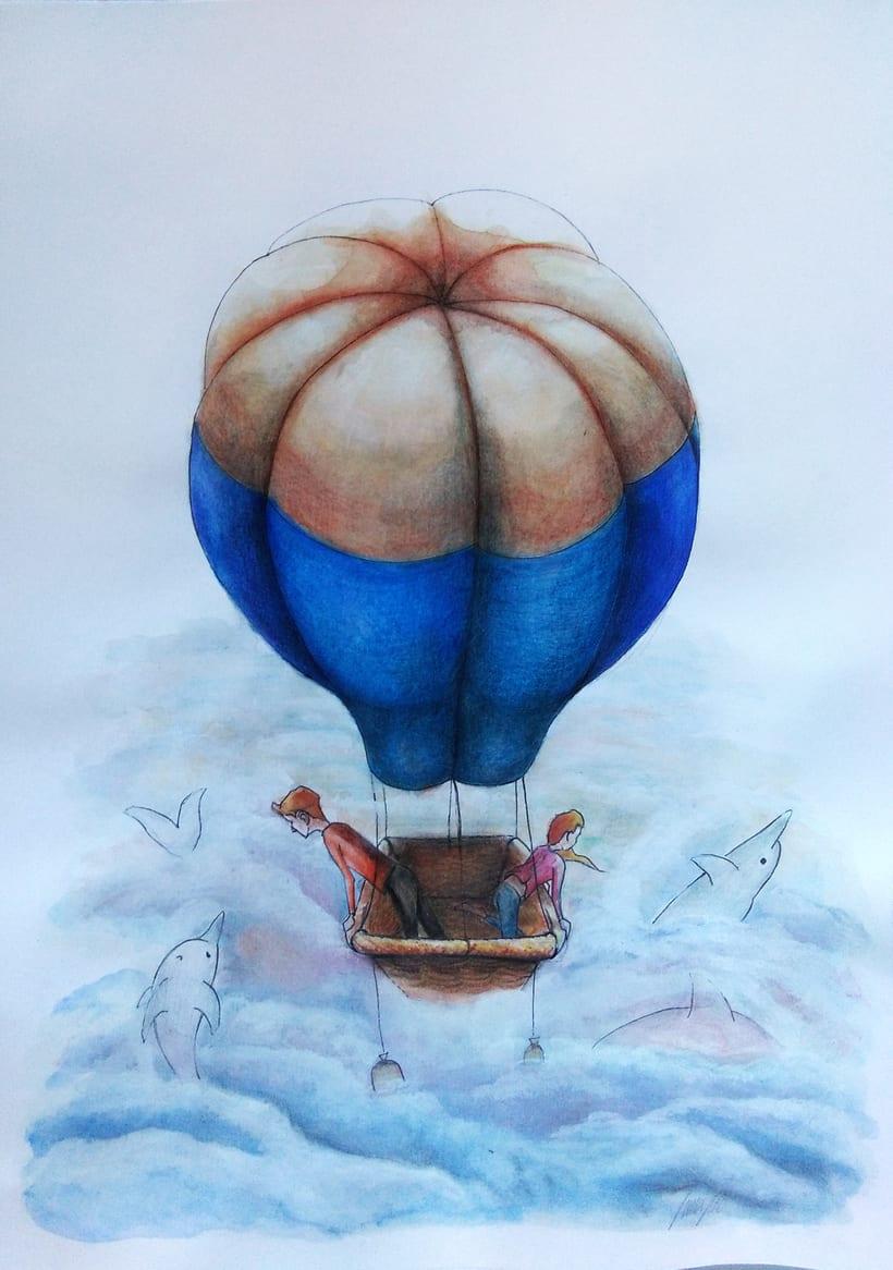 El globo -1