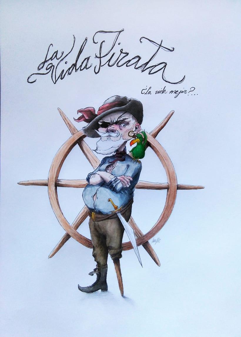 La vida pirata... -1
