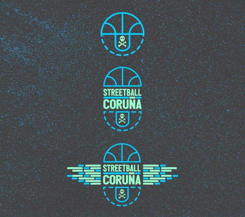 Streetball Coruña 7