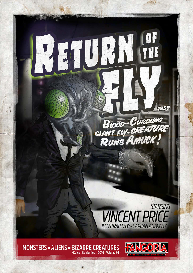 Return of the Fly 3