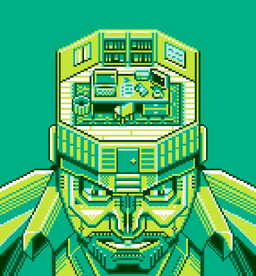 Retratos Pixel Art 2