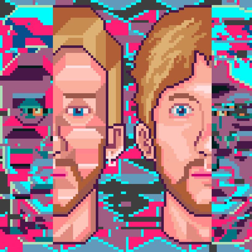 Retratos Pixel Art 3