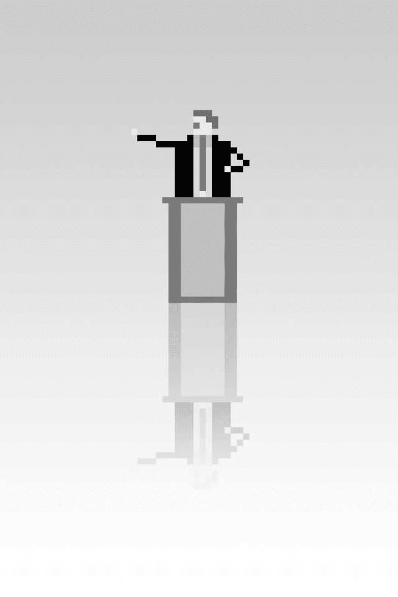 Pixel Movie Characters 6