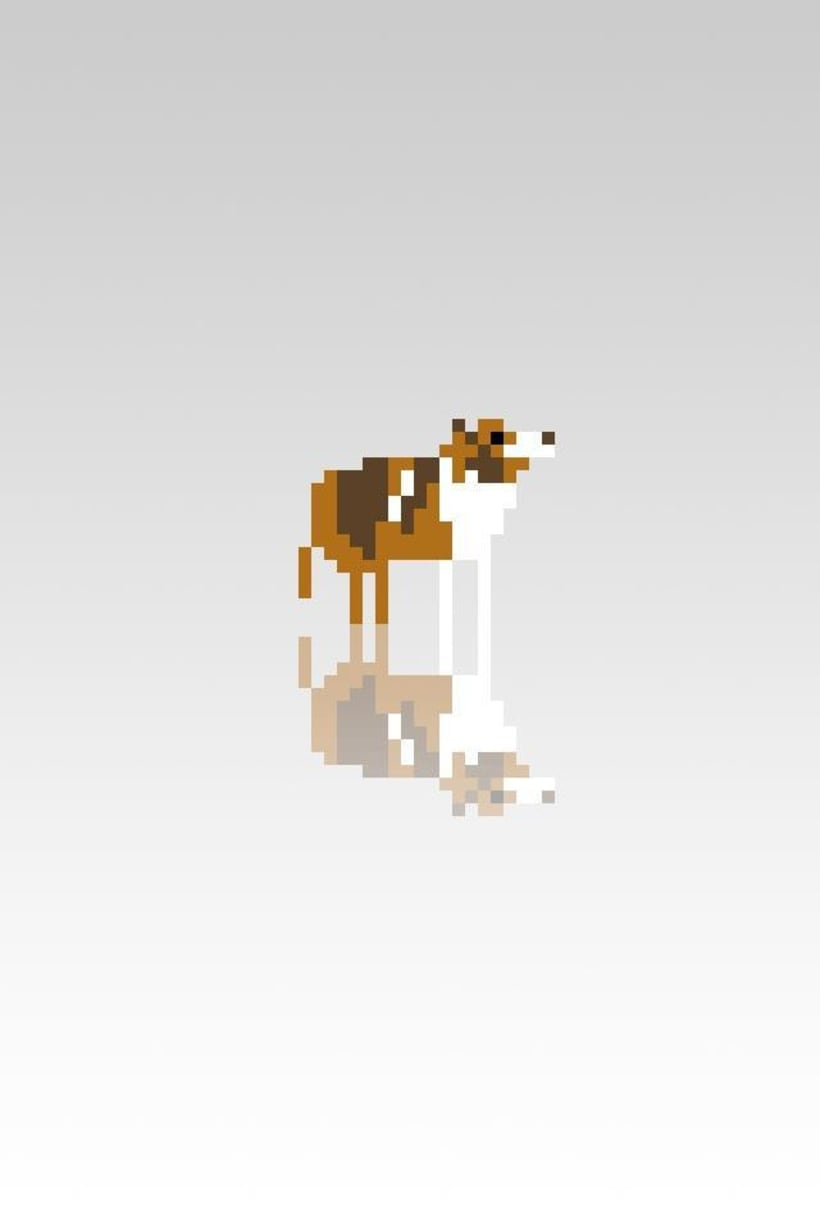 Pixel Movie Characters 17