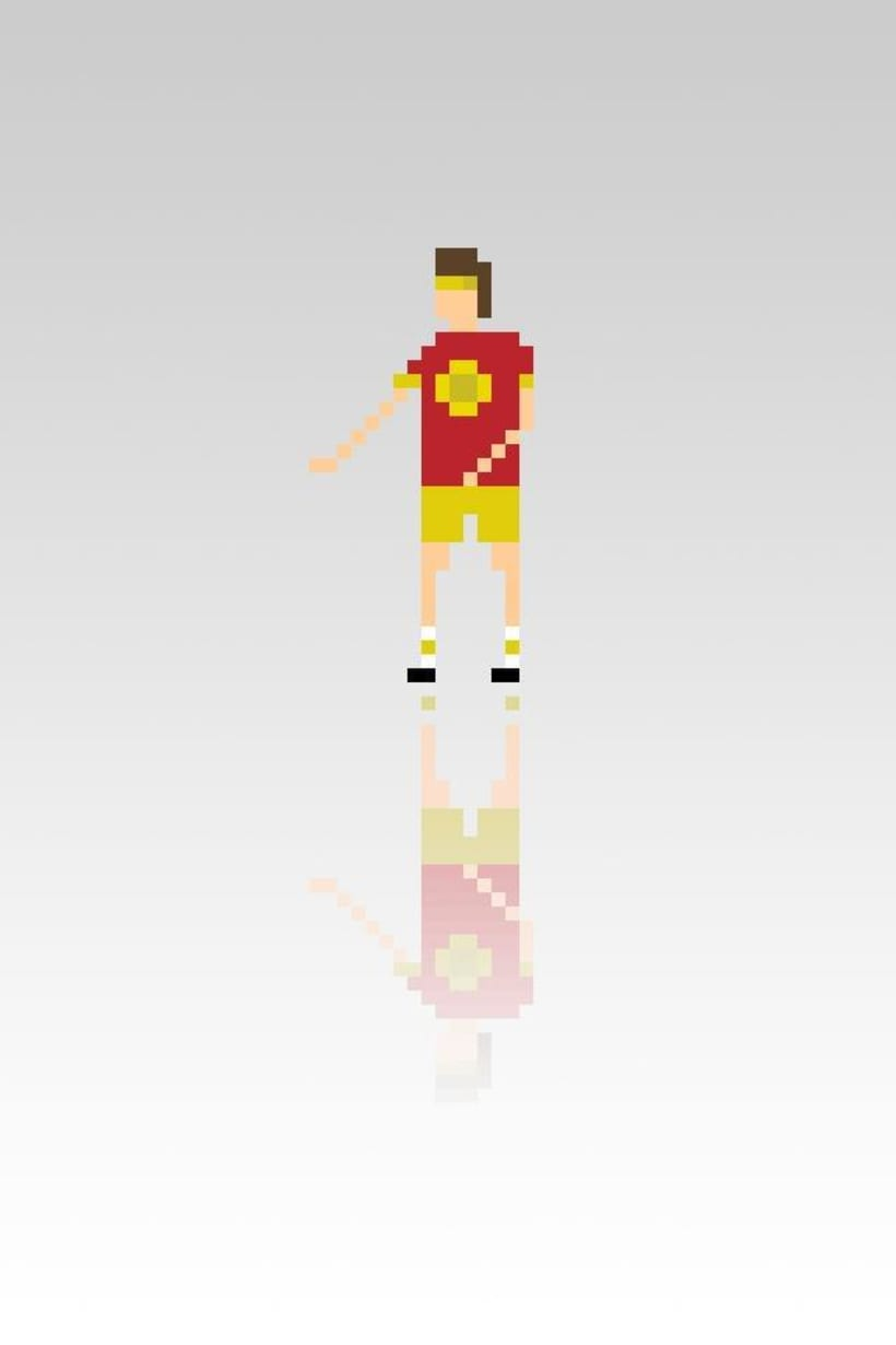 Pixel Movie Characters 19