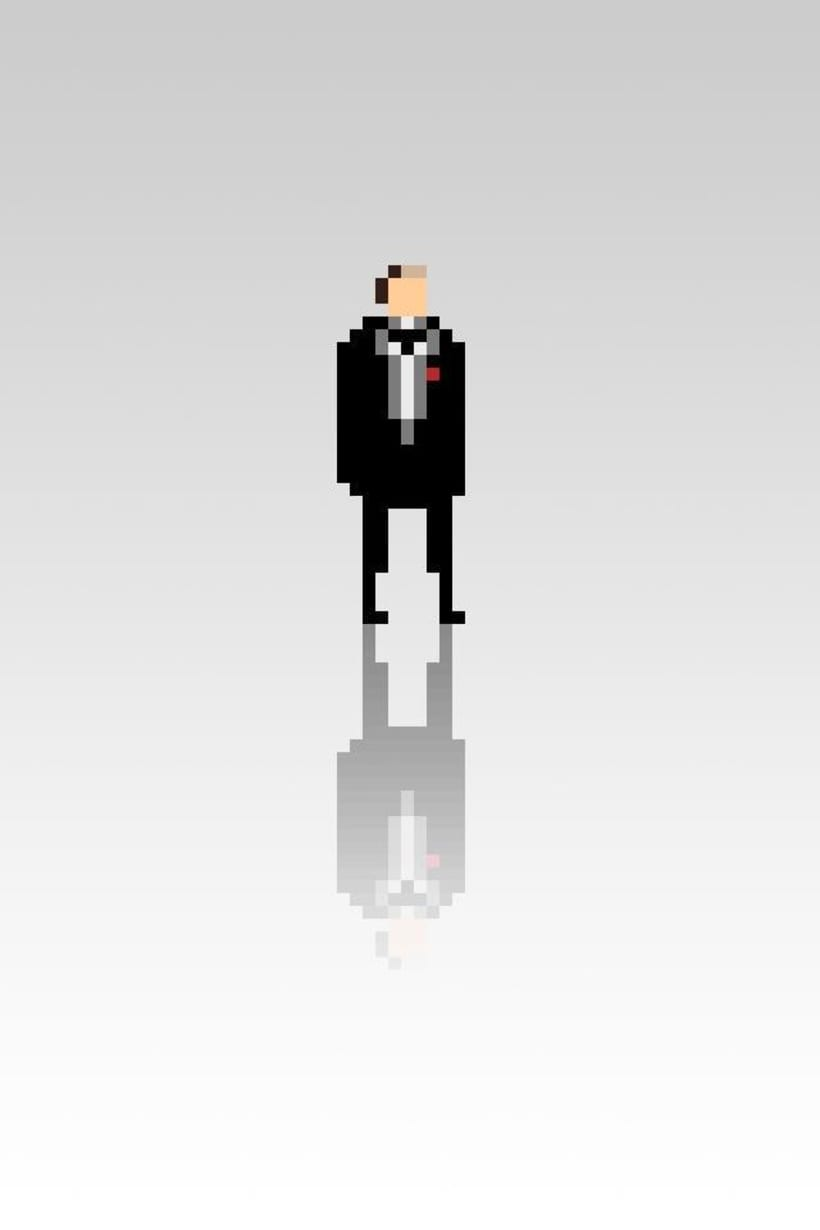 Pixel Movie Characters 22