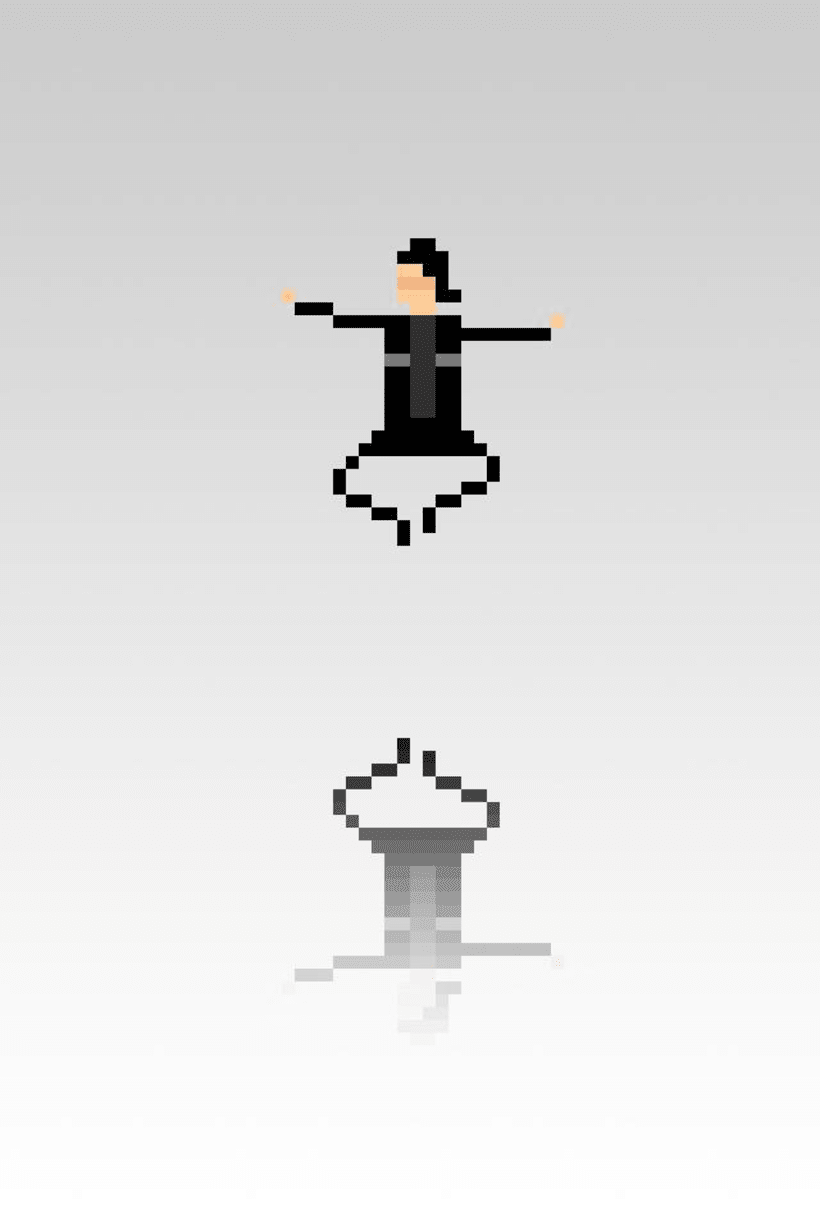 Pixel Movie Characters 24
