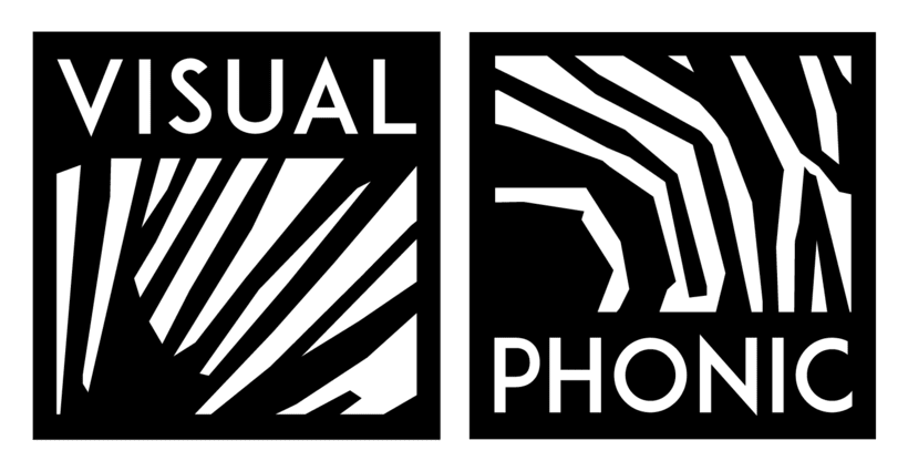 Visual Phonic - Logo 3