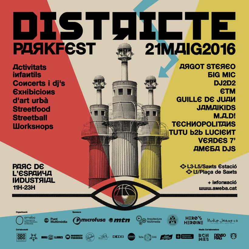 Districte Parkfest 2016 1