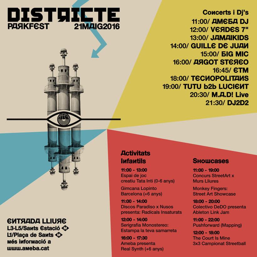 Districte Parkfest 2016 2