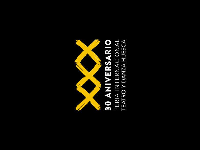 Branding para la Feria internacional de teatro y danza de Huesca 13