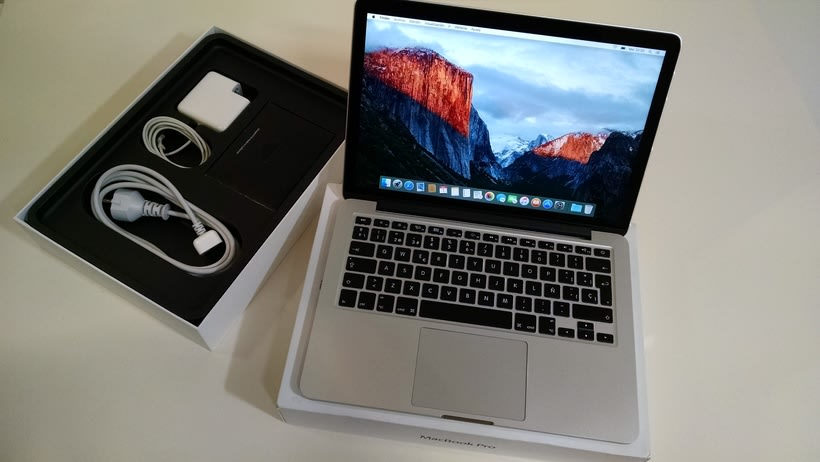 Vendo Macbook Pro Retina 13 casi nuevo (vendido) 2