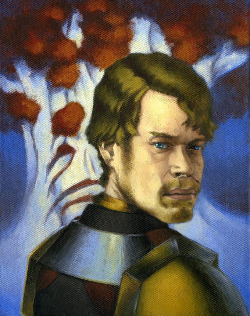 Theon Greyjoy 0
