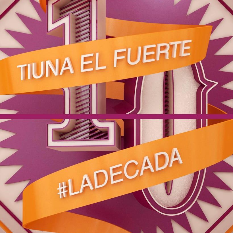 - LA DECADA -  5