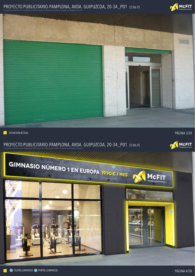 Proyecto implantación Pamplona 2015 1