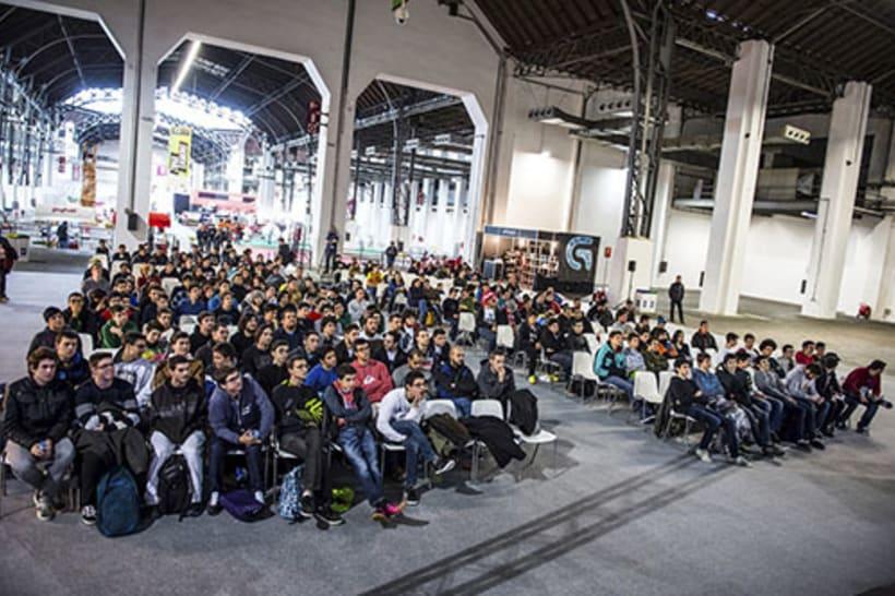 Evento XD Young Fest (Fira de Barcelona) -1