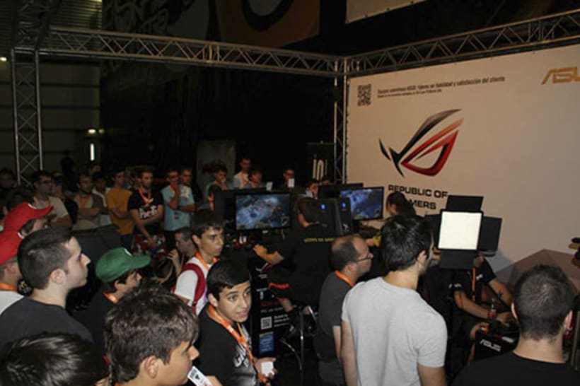 Evento Dreamhack y Evento Euskal Encounter ( ASUS ROG) -1
