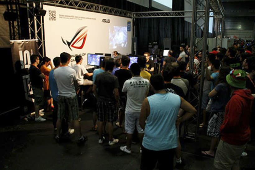 Evento Dreamhack y Evento Euskal Encounter ( ASUS ROG) 0