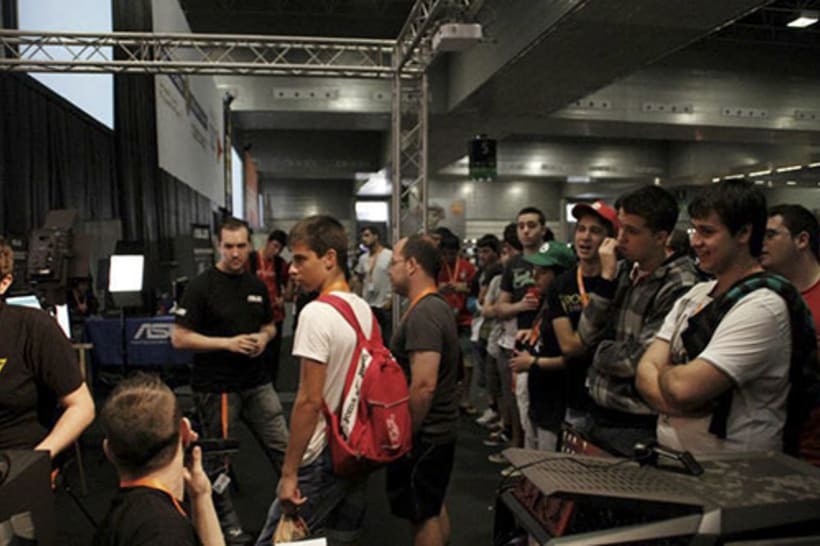 Evento Dreamhack y Evento Euskal Encounter ( ASUS ROG) 1