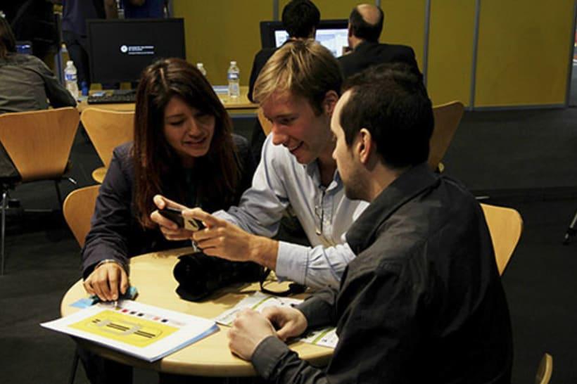 Evento Saló del Ensenyament y Evento Sonimag Foto UPC -1