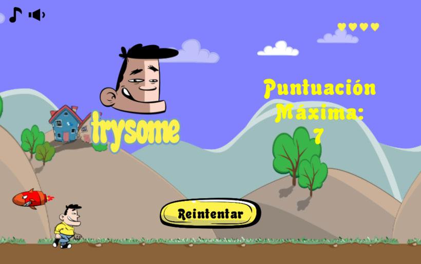 Videojuego Trysome 1