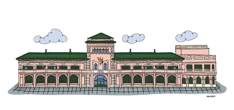 Mis edificios emblemáticos 9
