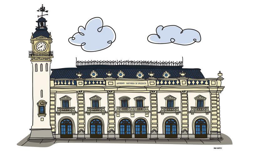 Mis edificios emblemáticos 6