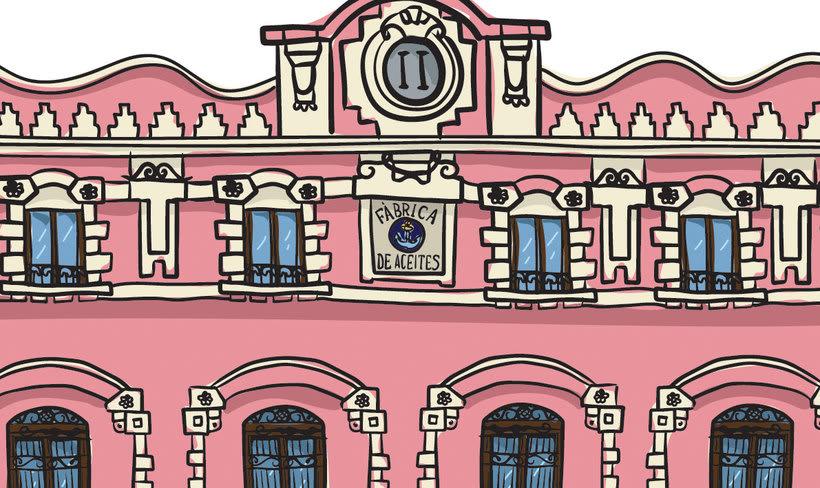 Mis edificios emblemáticos 2