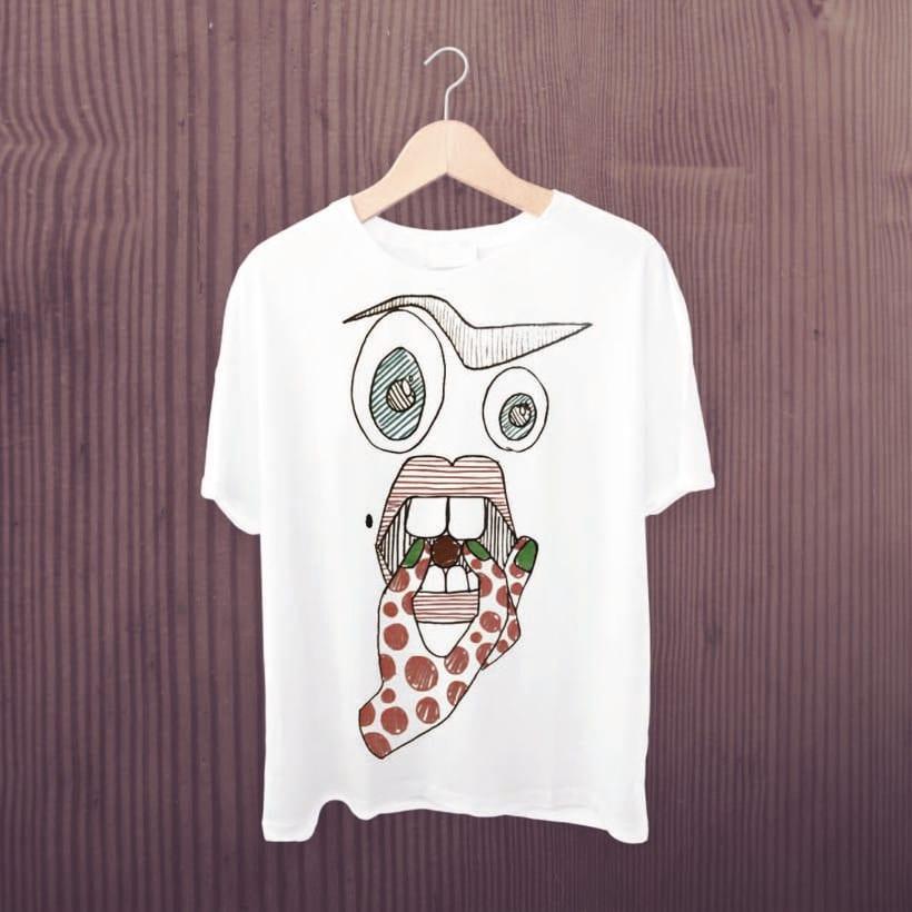 Camisetas #unicejaserie 2