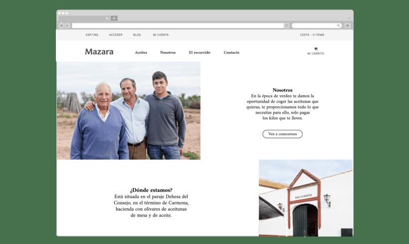 Aceite de Oliva Mazara 7