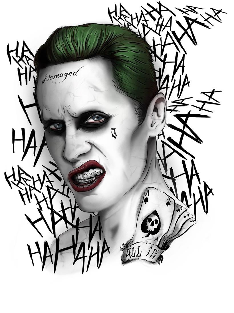 Joker (Jared Leto) -1