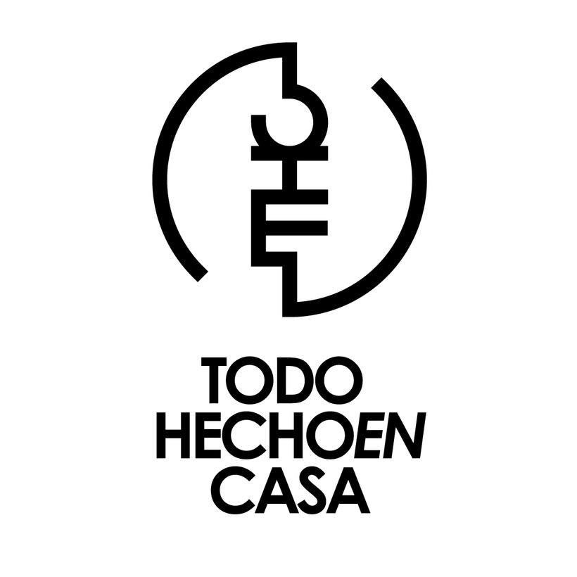 Todo Hecho en Casa  - Diseño de logotipo 1